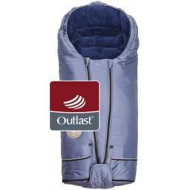 fusak Exclusive Mazlík Outlast ocelově modrá/modrá