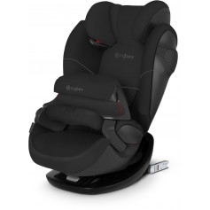 Cybex Pallas M-fix Pure Black 2019
