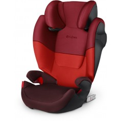 Cybex Solution M-fix Rumba Red 2019