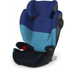 Cybex Solution M-fix Blue Moon 2019