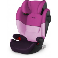 Cybex Solution M-fix Purple Rain 2019