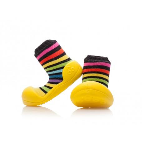 Attipas botičky Rainbow Yellow