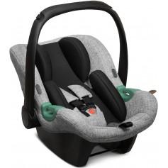 ABC Design SET Tulip + adaptér graphite grey 2020