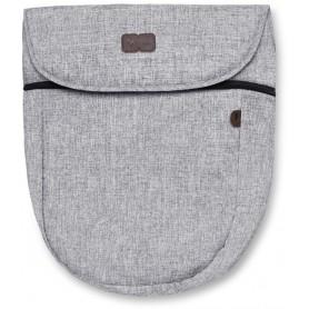 ABC Design Nánožník graphite grey 2020