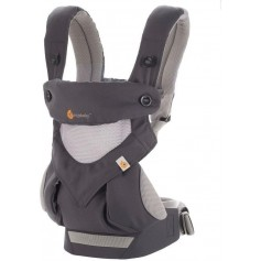 Ergobaby 360 NOSÍTKO COOL AIR MESH - Carbon Grey