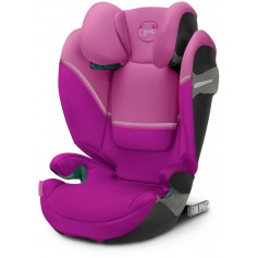Cybex Solution S i-Fix Magnolia Pink 2020