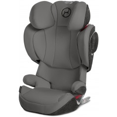Cybex Solution Z-fix Soho Grey 2020