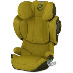 Cybex Solution Z i-Fix PLUS Mustard Yellow 2020