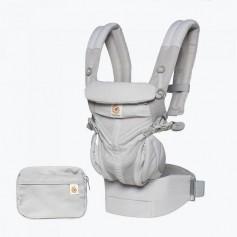 Ergobaby OMNI 360 COOL AIR MESH - Pearl Grey