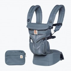 Ergobaby OMNI 360 COOL AIR MESH - Oxford Blue