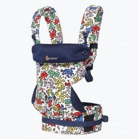 Ergobaby 360 NOSÍTKO - Keith Haring Pop