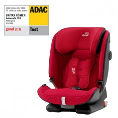Britax Römer Autosedačka Advansa Fix IV R Fire Red
