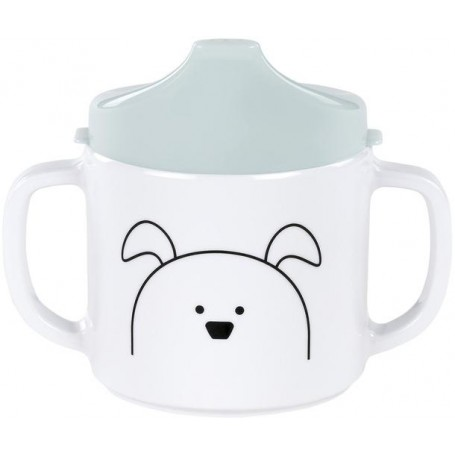 Cup with Silicone Little Chums dog