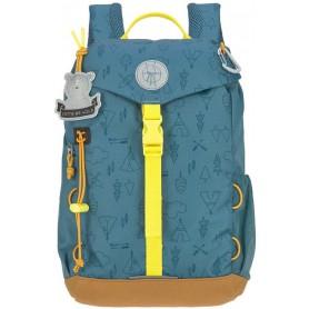 Mini Backpack Adventure blue