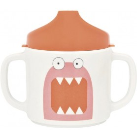 Cup with Silicone Little Monsters mad mabel