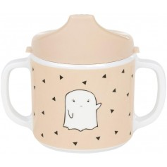 Cup with Silicone Little Spookies peach
