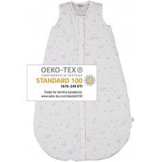 Sleepsack star grey