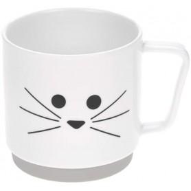 Cup Porcelain Little Chums cat