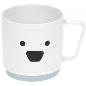 Cup Porcelain Little Chums dog