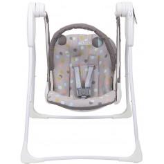 Baby Delight confetti grey