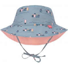 Sun Bucket Hat beach house 18-36 mo.