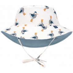 Sun Bucket Hat mr. seagull 18-36 mo.