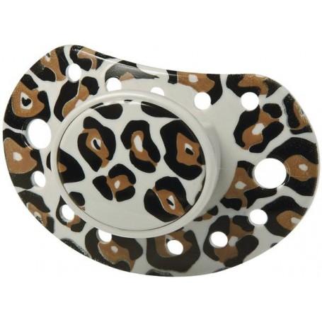 Design by Voksi Pacifier 2017 going leopard