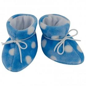 ESITO Kojenecké botičky Magna Puntík - modrá