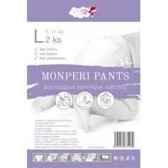 kalhotky Pants L - 2ks
