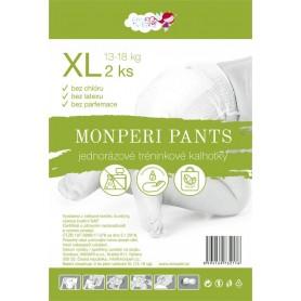 kalhotky Pants XL - 2ks