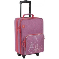 Trolley About Friends mélange pink