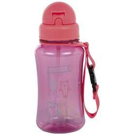 Drinking Bottle About Friends pink