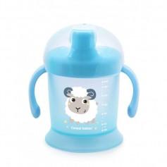 Canpol babies nevylévací hrníček BUNNY & COMPANY 200 ml