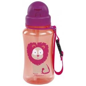 Drinking Bottle Wildlife lion