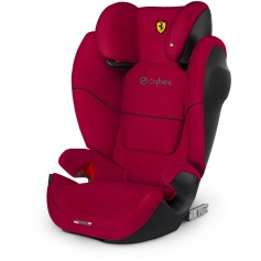 Cybex Solution M-fix SL FERRARI Racing Red 2019