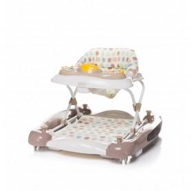 4 BABY dětské chodítko, SWING Ń GO GREY