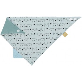 Interlock Bandana with silicone teether Little Chums dog