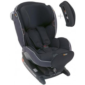 iZi Combi X4 ISOfix Midnight Black 01