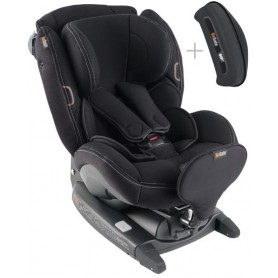 iZi Combi X4 ISOfix Black Car Interior 50