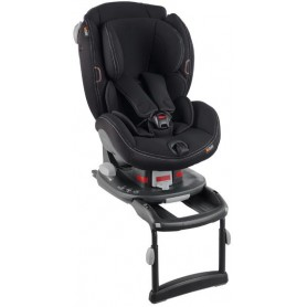 iZi Comfort X3 ISOfix Black Car Interior 50