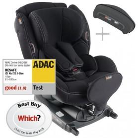 iZi Kid X2 i-Size Black Car Interior 50