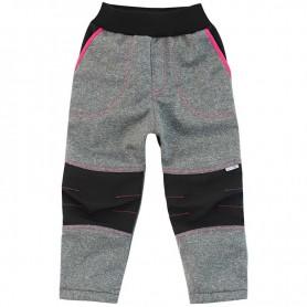 ESITO dětské softshellové kalhoty vel. 80-104