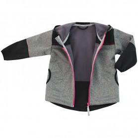 ESITO dětská softshellová bunda vel. 98 - 110