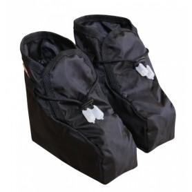 Emitex návleky na boty černá