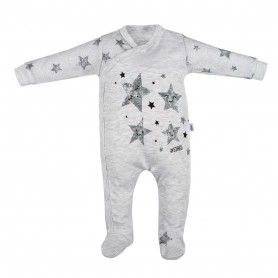 New Baby kojenecký overal STARS