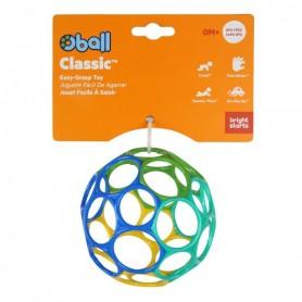 OBALL Classic 10 cm - modro/zelená