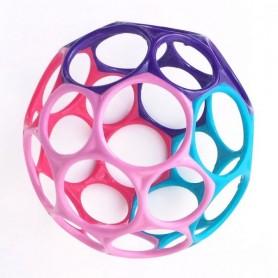 OBALL Classic 10 cm - růžovo/fialová