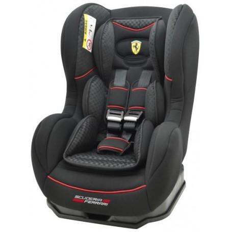 Nania Cosmo SP Luxe Ferrari GT Black 0-18kg