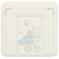 Ceba Baby Přebalovací podložka 75 x 72 cm - Kočárek béžová