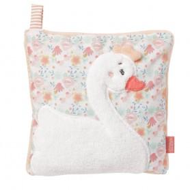 Baby Fehn nahřívací polštářek Swan Lake